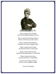 Secret of Concentration by Swami Vivekanandha