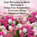 Stop Worrying Start Living - How to overcome feeling of worry
