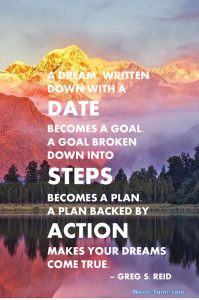 How to set goal