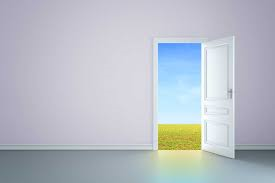 how to know the door to opportunity