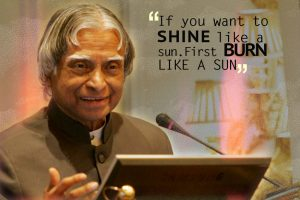 33 Golden Words By A P J Abdul Kalam