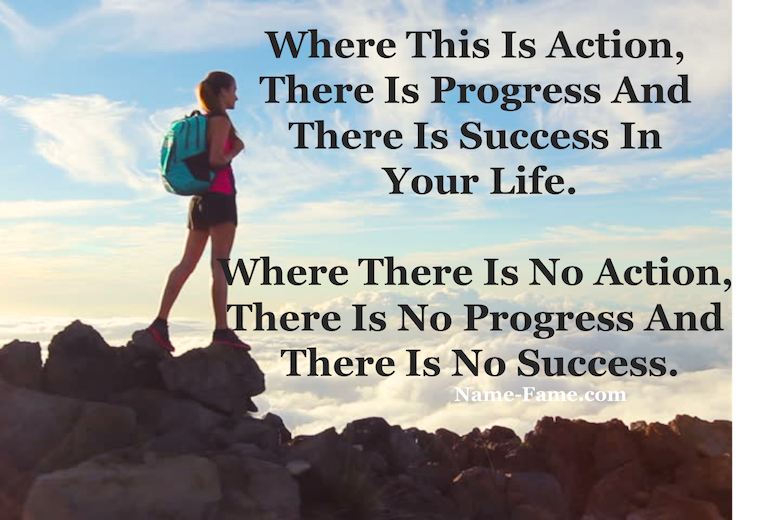 Take Actions To Achieve All Your Goals In Life