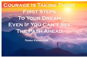 How To Take The First Step To Achieve Your Dream