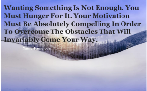 Why Only Motivation Is Not Enough To Achieve Your Goals