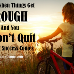 Don't Quit On Yourself