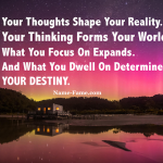Learn The Truth – Why Our Thoughts Shape Our Reality