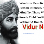 Realistic Quotes By Vidura That Will Make You Think