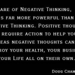 Beware Of Negative Things And Thoughts To Live Happiest Life