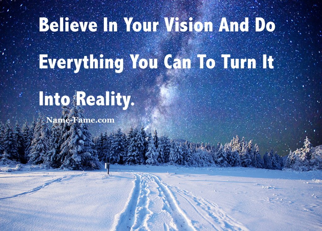 Why Vision Is Important To Achieve Success In Life