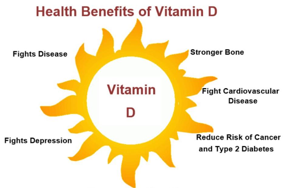 Maneiras eficazes de aumentar o nível de vitamina D 8